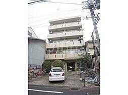 京都府京都市中京区元本能寺町の賃貸マンションの外観