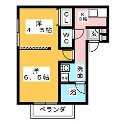 Labo A[2階]の間取り