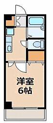 アーク目白[2階]の間取り