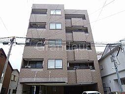 ナカノハイツパート5[4階]の外観