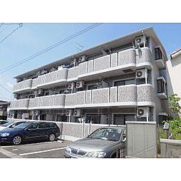 静岡県静岡市駿河区谷田の賃貸マンションの外観