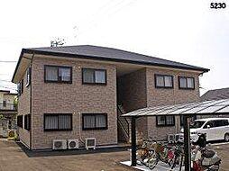 フォブールSATSUKI B棟[102 号室号室]の外観