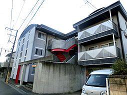 埼玉県さいたま市南区辻4丁目の賃貸マンションの外観