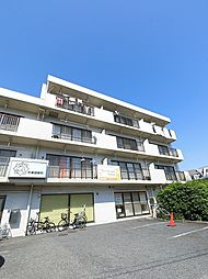 神奈川県横浜市都筑区茅ケ崎南5丁目の賃貸マンションの外観