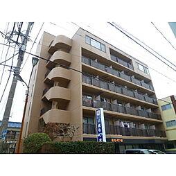 コンフォルトハイツ新宿[5階]の外観