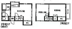 [テラスハウス] 埼玉県さいたま市南区辻2丁目 の賃貸【/】の間取り