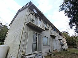 千葉県八街市吉倉の賃貸アパートの外観