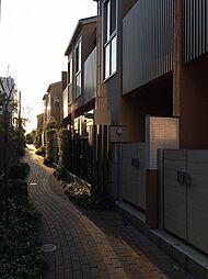 スタイリオ武蔵小山[E08 号室]の外観