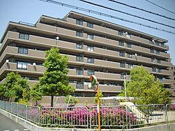 ライオンズマンション京都山科ガーデンシティ[5階]の外観