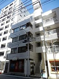神奈川県横浜市鶴見区鶴見中央1丁目の賃貸マンションの外観