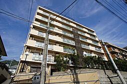 兵庫県神戸市中央区野崎通3丁目の賃貸マンションの外観