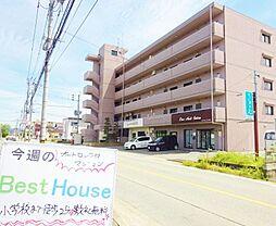 福岡県八女市吉田の賃貸マンションの外観