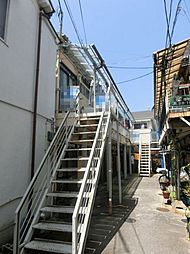湊住宅[2階]の外観