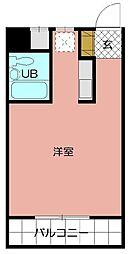 サンモリッツ小倉弐番館[4階]の間取り