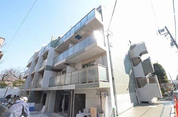 パティーナ大森Duo 4階の賃貸【東京都 / 大田区】