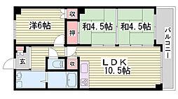 山陽天満駅 6.5万円