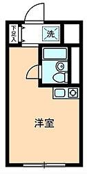 東京都豊島区北大塚3の賃貸マンションの間取り