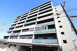 プルミエ志賀本通[4階]の外観