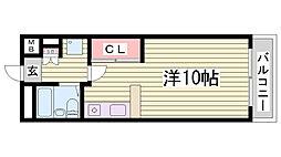 大昭マンション[101号室]の間取り