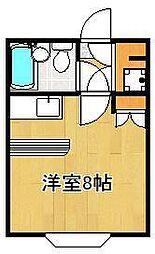 【敷金礼金0円!】シティルーム折尾 A棟