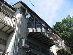 コーポ213[2階]の外観