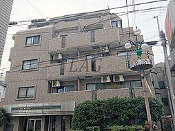 ライオンズマンション渋谷本町[1階]の外観
