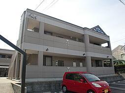 ハッピースタイルA[2階]の外観