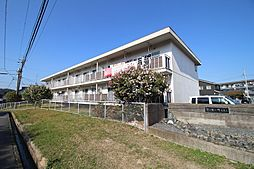 山口県下関市綾羅木本町3丁目の賃貸マンションの外観