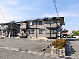 ファミール矢田B棟[B102号室]の外観