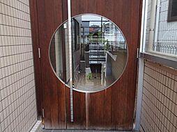 神奈川県川崎市多摩区南生田4丁目の賃貸マンションの外観