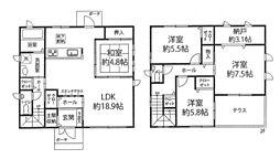 平城山駅 3,480万円