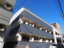 千葉県船橋市海神1丁目の賃貸アパートの外観
