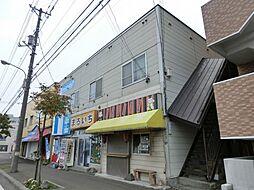 北海道札幌市西区山の手三条7丁目の賃貸アパートの外観