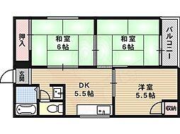 西田辺駅 6.3万円