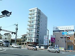 ウエストサイド岡山[5階]の外観
