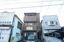 川島ハイツ[3階]の外観