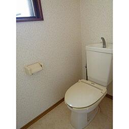 メゾン大塚のトイレに窓あり