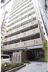レジディア京町堀[15階]の外観