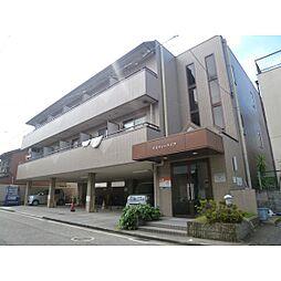 大阪府東大阪市衣摺の賃貸マンションの外観