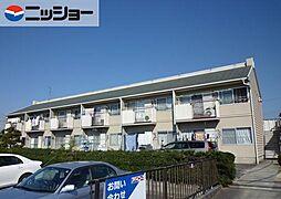 タウニー成田[1階]の外観