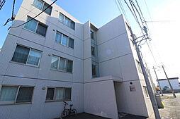 A S M 麻生[3階]の外観