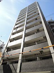 レジュールアッシュ南堀江[6階]の外観