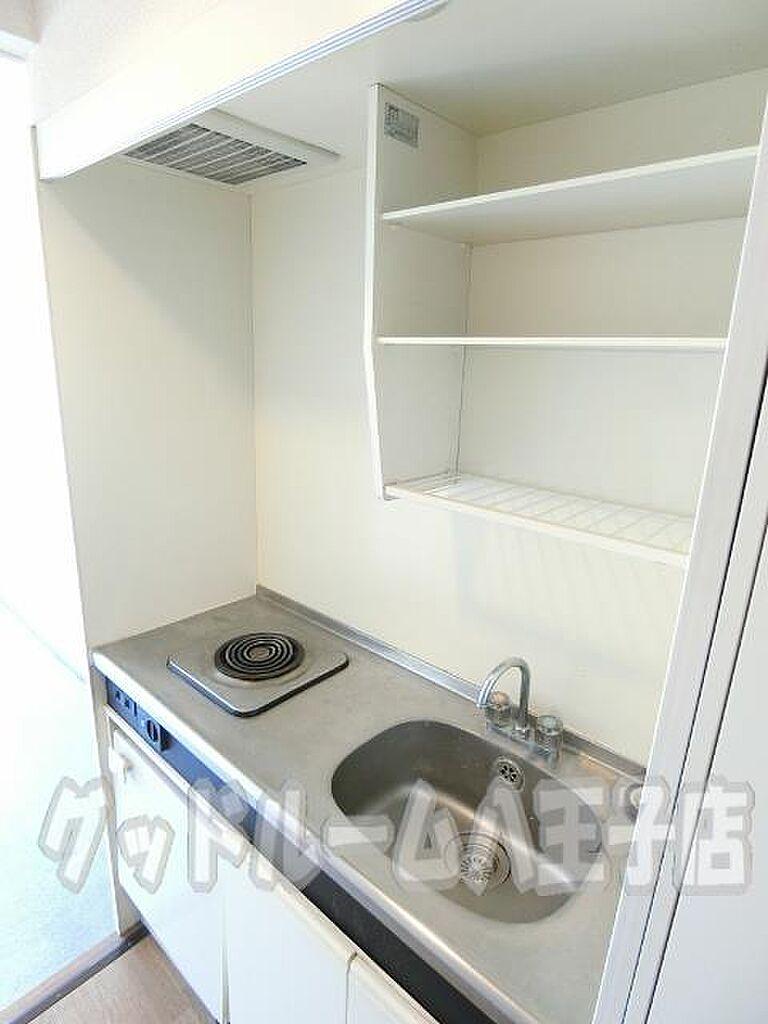 キッチン(フレックス西八王子の写真 お部屋探しはグッドルームへ)