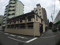 大阪府大阪市平野区平野本町2丁目の賃貸アパートの外観