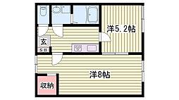 播磨町駅 4.9万円