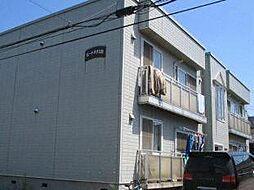 ロードハウスB[102号室]の外観
