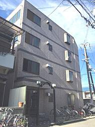 大阪府門真市北巣本町の賃貸マンションの外観