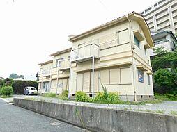 嵐山ハイツ[1階]の外観