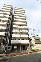 ウインステージ箱崎Ⅱ[2階]の外観