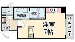 (仮称)ラフォート・キセラI[305号室]の間取り